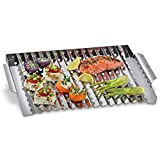 Küchenprofi 1066852800 - Bistecchiera in acciaio INOX