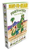 Pinky and Rex Love to Read!: Pinky and Rex; Pinky and Rex and the Mean Old Witch; Pinky and Rex and the Bully; Pinky and Rex and the New Neighbors; Pinky and Rex and the School Play; Pinky and Rex and the Spelling Bee (Pinky & Rex)