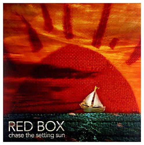 Red Box: Chase The Setting Sun (Orange) [Winyl]