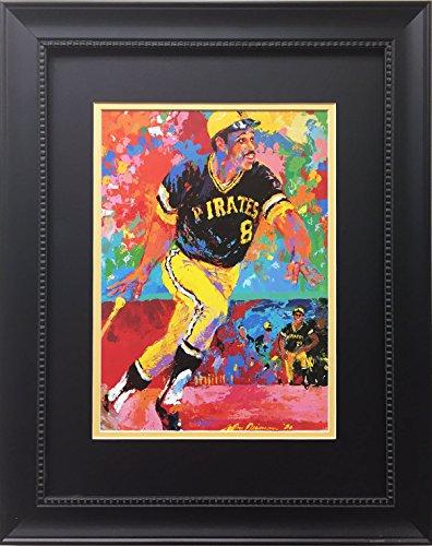 """LEROY NEIMAN """"Willie Stargell Newly Custom Framed Art Print"""