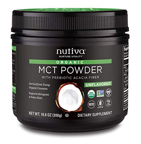 Nutiva『OrganicMCTPowder』