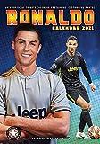 Cristiano Ronaldo Calendar - Calendars 2020 - 2021 Wall Calendars - MLS Soccer Calendar - Poster Calendar - 12 Month Calendar by Dream