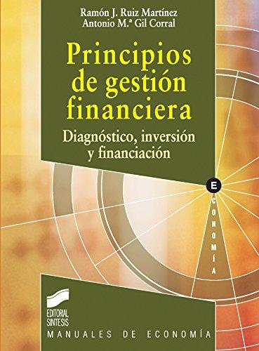 Principios de gestión financiera (Colección Síntesis. Economía nº 1)