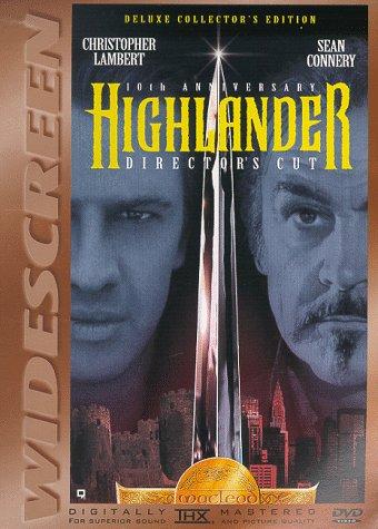 Highlander: Director's Cut 10th Anniversary Edition