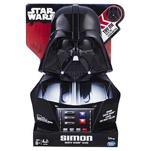 Hasbro Gaming C0949802 Simon Star Wars Darth Vader Game