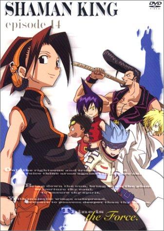 シャーマンキング 14 [DVD]