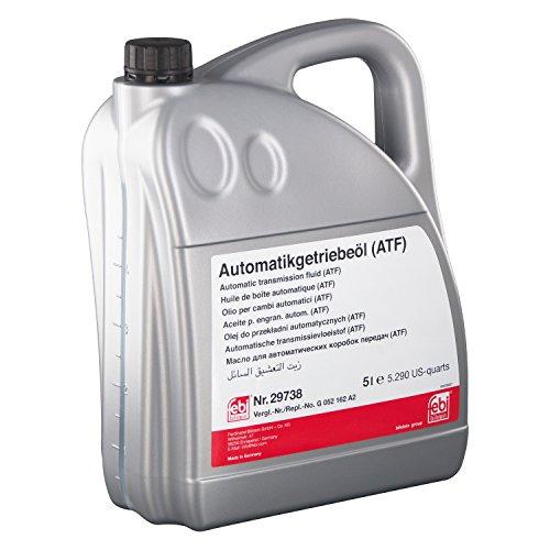 febi bilstein 29738 Automatikgetriebeöl (ATF) , 5 Liter