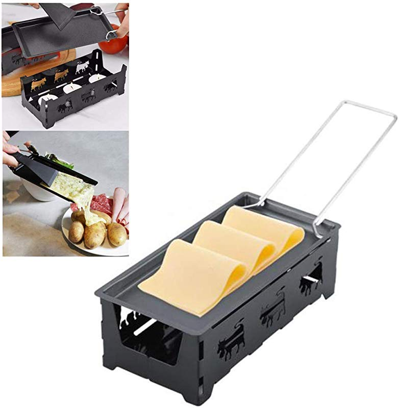 Cheese Grater Frying Pan Cheese Skillet Nonstick Grill Cast Iron Carbon Steel Kitchen Cookware Cheese Board Cheese Slicer Ship From US
