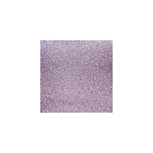 Rayher 79668312 Scrapbooking-Papier: Glitter, 30,5x30,5cm, 200 g/m2, l