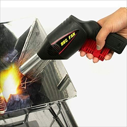 WJH draagbare luchtblazer voor de handgreep van het grillgereedschap van de ventilator.