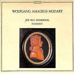 モーッアルト ピアノフォルテのための作品(ACCENT ORIGINAL,ACC8018)(長岡鉄男の外盤A級)[J・ヴァン・インマゼール][LP盤]