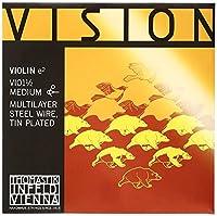 Vision ヴィジョン バイオリン弦 E線 アルミ巻 VI01 1/2