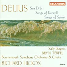 frederick delius songs of farewell