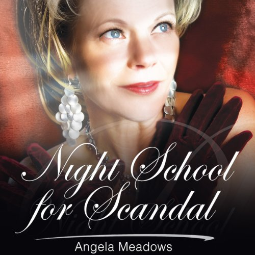 Night School for Scandal audiobook cover art