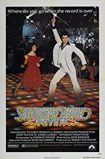 Saturday Night Fever Movie Poster 11x17 Master Print