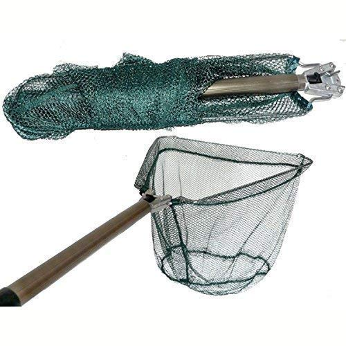 Fishing net Mesh Landing net Telescopic landing net Telescopic Landing Net (kescher033) by Soytich