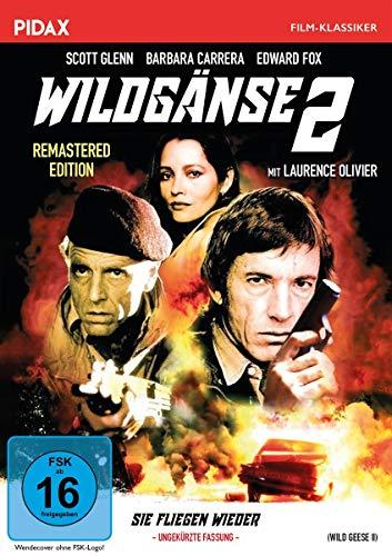 Wildgänse 2 - Sie fliegen wieder - Remastered Edition (Wild Geese 2) / Fortsetzung des erfolgreichen Klassikers DIE WILDGÄNSE K