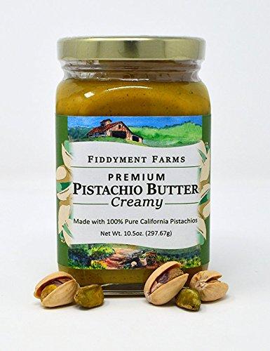 Fiddyment Farms Premium Pistachio Butter - Creamy