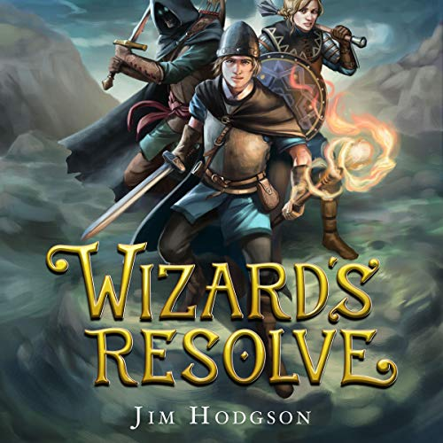 Wizard's Resolve cover art