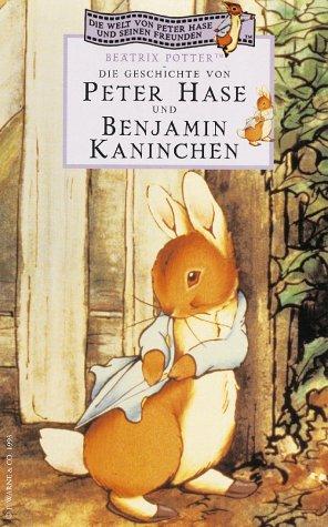 Beatrix Potter - Die Geschichte von Peter Hase und Benjamin Kaninchen [VHS]