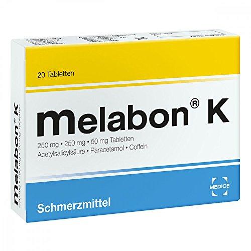 Melabon K 20 Tabletten