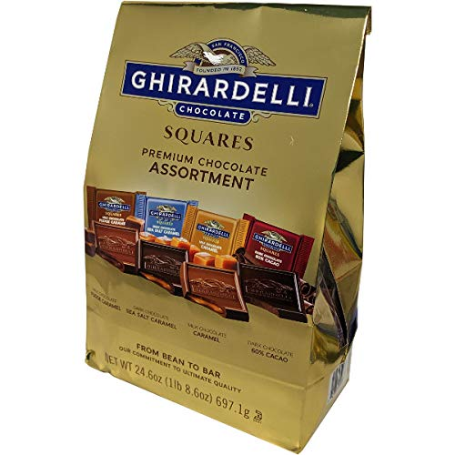 Ghirardelli Gold Assortment Chocolate Bag 246 Oz