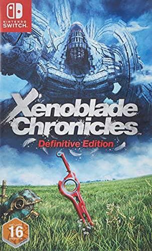 Xenoblade Chronicles: Definitive Edition -...