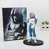 17 cm / 20 cm Dragon Ball Z Figurine d'action Super futurs T