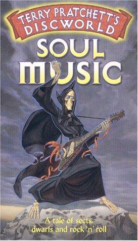 Discworld: Soul Music [VHS]