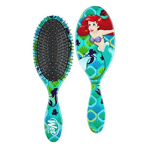 Wet Brush Haarbürste Original Detangler Disney Princess Kollektion mit ultraweichen Borsten, schmerzfreies Bürsten für Frauen, Männer und Kinder, Gentle Detangle -Pocohontas