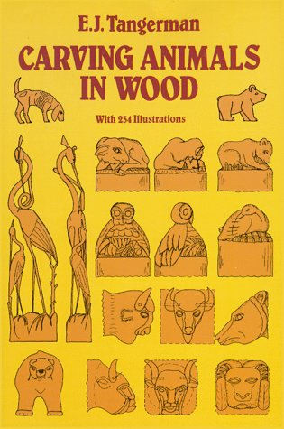 Carving Animals in Wood