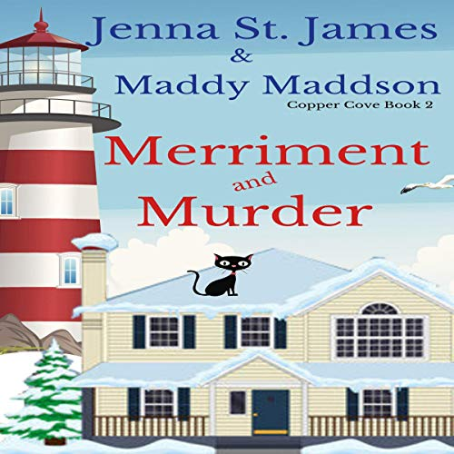 Merriment & Murder cover art