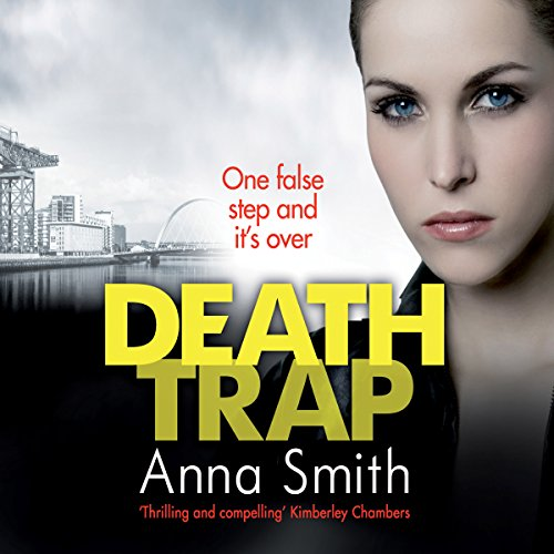 Death Trap audiobook cover art
