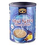 Krüger 8971 Chai Latte Classic India Té con leche en polvo, vainilla y canela, té instantáneo, 450g, 18Raciones