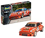 Revell Maqueta Porsche 934 RSR Jägermeister, Kit Modelo, Escala 1:24 (07031), Color Orange, 17,9 cm de Largo