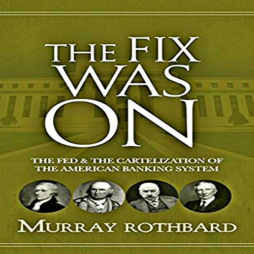 The Fix Was On audiobook cover art