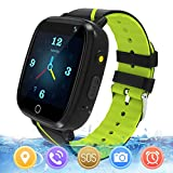 GPS Smartwatch Kinder - Uhr Telefon Jungen...