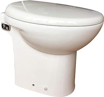 Intelflo Dual-Flush Upflush Toilet