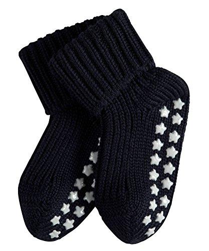 FALKE Baby Socken Catspads Cotton, 1 Paar, Blau (Dark Marine 6170), 80-92