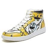 Anime Cosplay Moda Streetwear Zapatos casuales Zapatillas de deporte, para ONE PIECE Trafalgar Law, Hombres Mujeres Zapatos