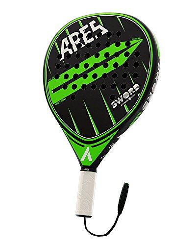 Vibora-a Ares Sword Racchetta da Paddle, Unisex Adulto, Verde, Taglia Unica