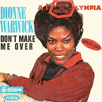 Don't Make Me Over (Live 1963)