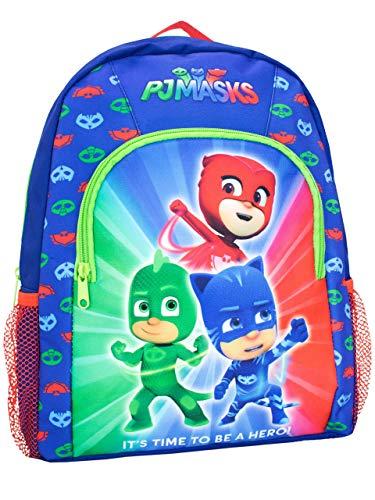 PJ MASKS - Mochila para niños - PJ Masks