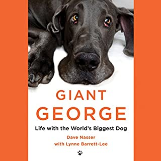 Giant George audiobook cover art