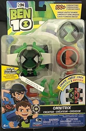 Ben 10 Omnitrix Creator