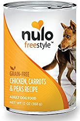 Nulo Adult & Puppy Grain Free Canned Wet Dog Food