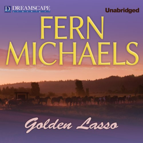 Golden Lasso audiobook cover art