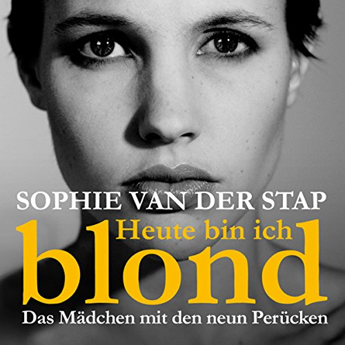 Heute bin ich blond audiobook cover art