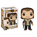 MXXT Funko Pop Television : The Walking Dead - Rick Grimes#306 3.75inch Vinyl Gift for Zombies Telev...