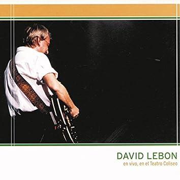 David Lebón - En Vivo en el Teatro Coliseo